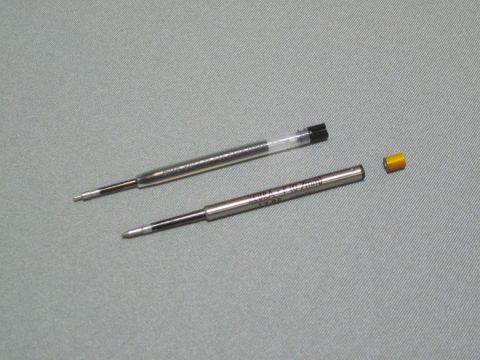 OHTO P80-07NPとZEBRA F-0.7